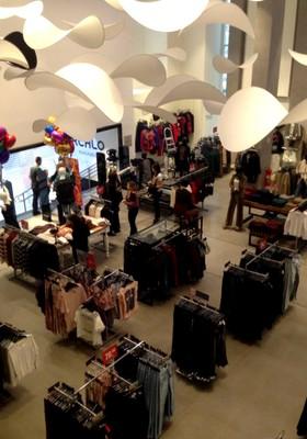 Com esta inauguração, a Riachuelo eleva para 224 o número de lojas no Brasil (Foto: Divulgação)