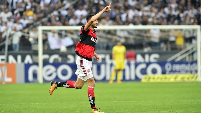 Réver Corinthians x Flamengo (Foto: Marcos Ribolli)