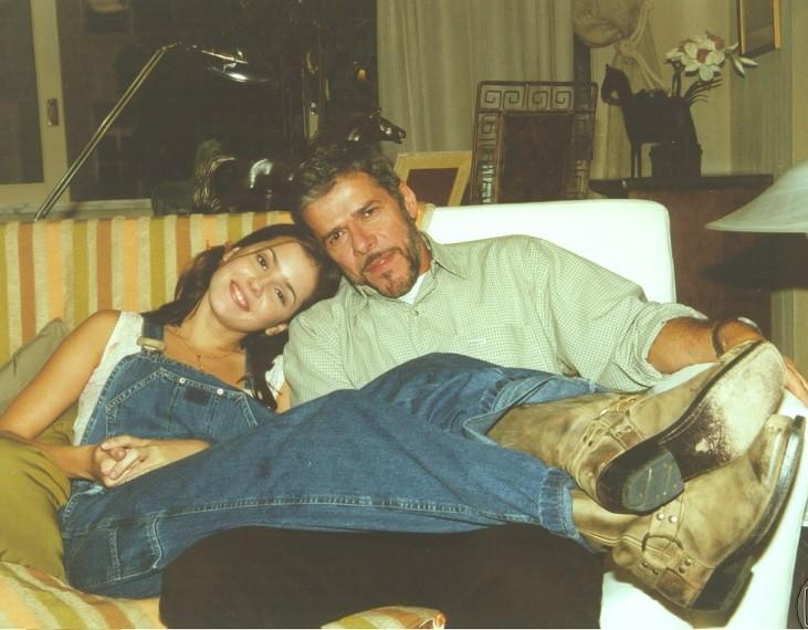 Em 2000, ele foi Pedro em 'Laços de Família' (Foto: CEDOC/TV Globo)
