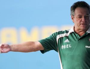 Abel Braga Fluminense x Madureira (Foto: Dhavid Normando / Photocamera)