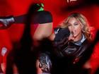 Com repertório cheio de hits, Beyoncé se apresenta no Super Bowl