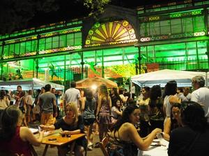 Mercado terá programação especial (Foto: Nely Rosa/Mercado dos Pinhões)