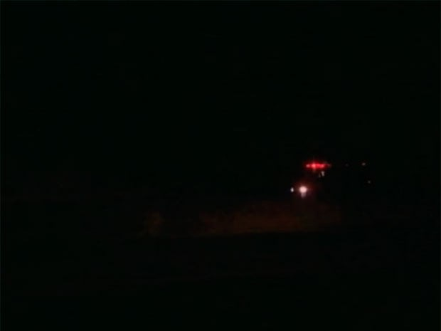 Apagão deixou viaturas sem comunicação com a Central de Segurança Pública (Foto: Reprodução/Inter TV Cabugi)