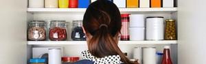 Aprenda como organizar sua despensa corretamente (Shutterstock)