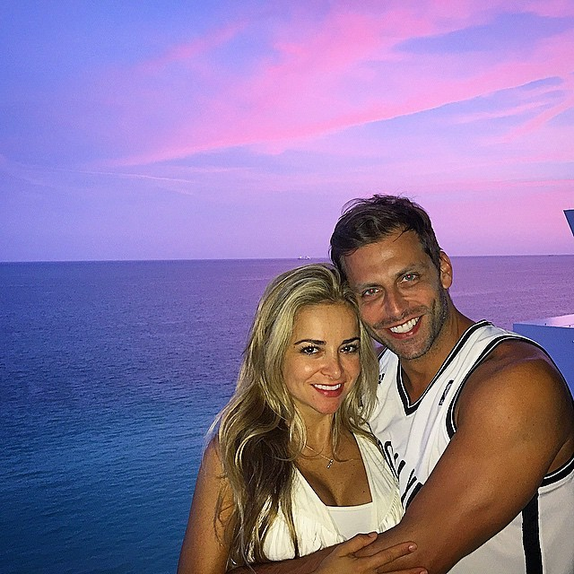 Diane e Henri Castelli (Foto: Instagram / Reprodução)
