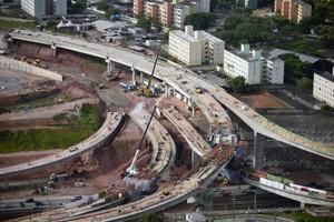São Paulo acessos arena corinthians mobilidade urbana copa (Foto: Portal da Copa / Divulgação)