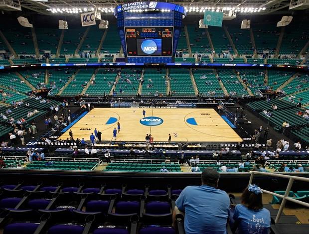 Complexo Coliseum Greensboro EUA (Foto: USA Futsal/Divulgação)