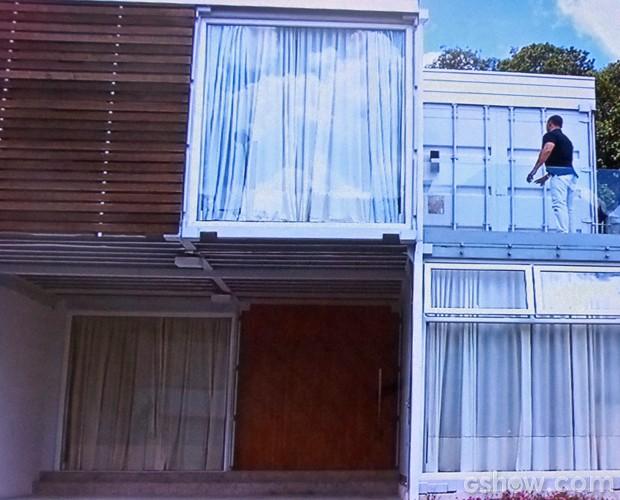 Casa container (Foto: Mais Você / TV Globo)