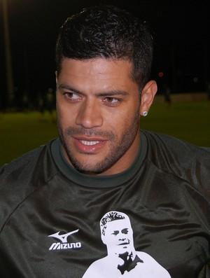 Hulk, atacante do Zenit (Foto: Silas Batista / GloboEsporte.com)