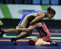 Aline Silva perde para algoz na 1ª fase, mas leva o bronze no evento-teste