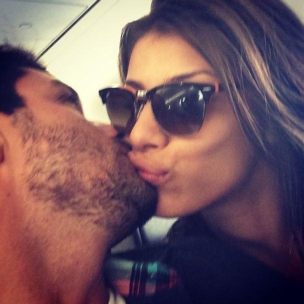Franciele e Diego, ex-BBBs (Foto: Instagram/Reprodução)