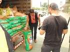 Onze toneladas de sementes são apreendidas em Divinópolis do TO