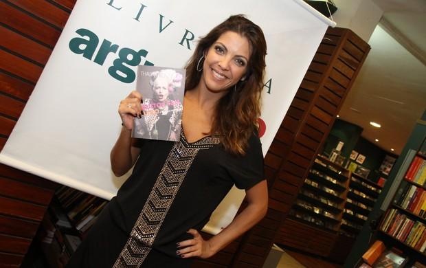 Thalita Rebouças lança livro no Rio (Foto: Thyago Andrade/ Foto Rio News)