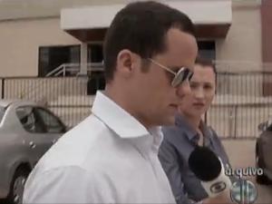 Thiago Barbosa Trindade, ex-secretário de Saúde de Natal (Foto: Reprodução/InterTV Cabugi)