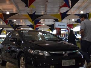 Um Honda Civic de 2008 ficou R$ 6 mil mais barato em Ribeirão Preto, SP (Foto: Rodolfo Tiengo/ G1)