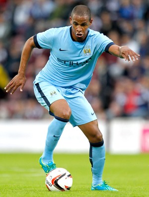 Fernando, Manchester City (Foto: Getty Images)