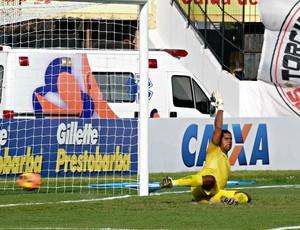 Santa Cruz x Feirense (Foto: Aldo Carneiro/Pernambuco Press)