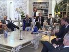 Temer se reúne com líderes da base depois da saída de Fabiano Silveira