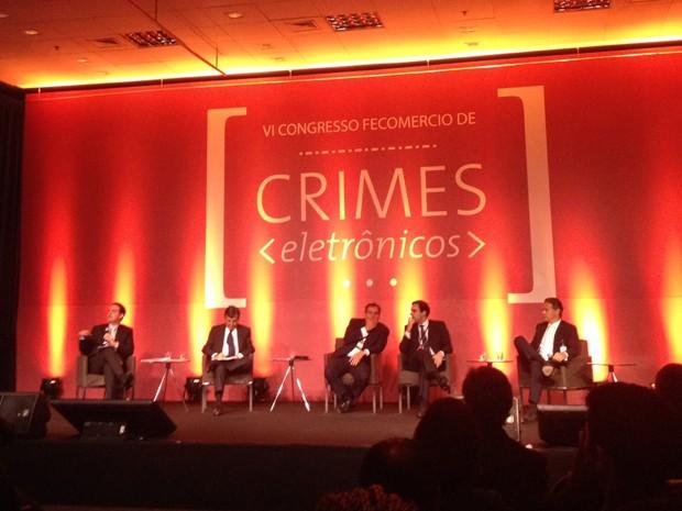 FecomercioSP crimes eletrônicos (Foto: Helton Simões Gomes/G1)