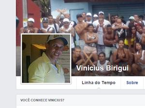 vinicius birigui assassinado em campos (Foto: Reprodução)