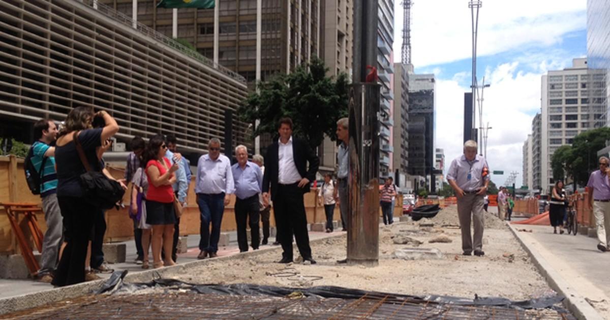 Secretário diz que nova licitação para 63 km de corredores sai em ... - Globo.com