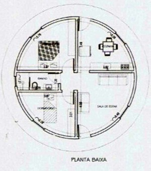 Índios pedem que novas moradias sejam construídas em formato de oca em Caldas (Foto: Reprodução EPTV)
