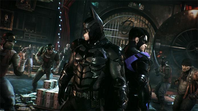 Batman Arkham Knight: aguardada atualização para PC é lançada (Foto: Divulgação/Warner)