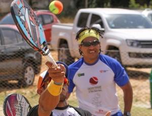 Circuito Potiguar de Tênis beach tennis (Foto: Divulgação)