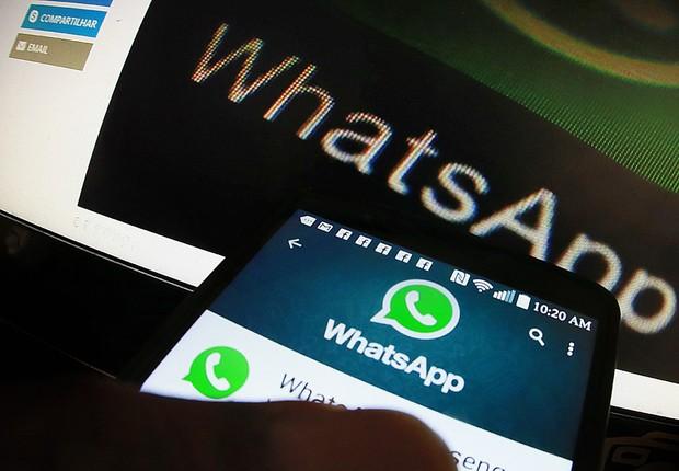 WhatsApp é bloqueado pela justiça em São Paulo (Foto: Allan White/Fotos Públicas)