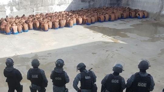 Foto: ( Divulgação/Sindicato dos Agentes Penitenciários do RN (Sindasp))