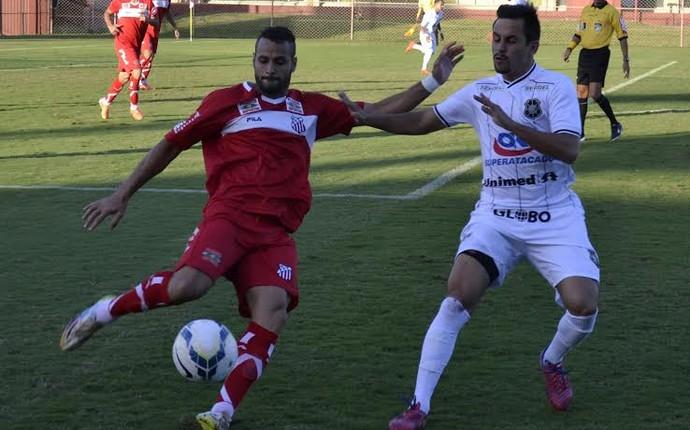Rio Branco x Comercial, no Estádio Engenheiro Araripe (Foto: Sidney Novo / GloboEsporte.com)