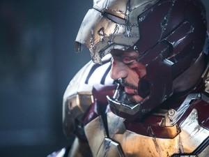 No terceiro filme da trilogia, Tony Stark enfrenta seu maior desafio (Foto: Divulgação do Filme)