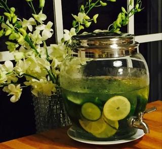 Água detox de Mayra Cardi (Foto: Reprodução/Instagram)