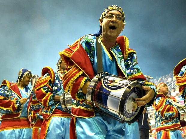 Independente de Boa Vista no Carnaval de Vitória 2017 (Foto: Fernando Madeira/ A Gazeta)