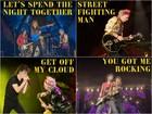 8a367e3db G1 - Rolling Stones divulgam cartaz de show com imagem do Beira-Rio ...