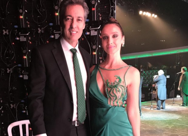 Nivaldo Prieto e Sabrina Parlatore (Foto: Reprodução/Instagram)