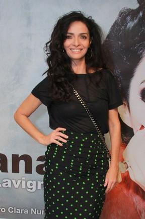 Cláudia Ohana (Foto: Felipe Assumpção / AgNews)