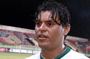 Eduardo Silva, zagueiro do Alto Acre (Foto: Reprodução/Rede Amazônica Acre)