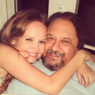 Fernanda Rodrigues com Roberto Talma (Foto: Reprodução/Instagram)