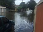 Com chuvas na madrugada, Olinda registra alagamentos
