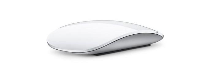 Mouses da Apple ainda são referência de desing e inovação (Foto: Divulgação/Apple)