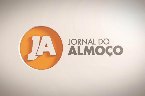 Logo Jornal do Almoço (Foto: Reprodução/RBS TV)