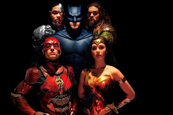 Liga da Justiça (Foto: Divulgação)