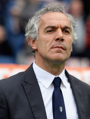 Roberto Donadoni, do Parma (Foto: Getty)