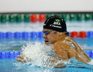 Felipe França - Mundial de Doha - 200m peito (Foto: Satiro Sodré/SSPRESS)