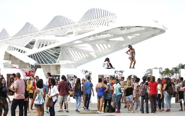 Boulevard Olímpico (Foto: Marcos Serra Lima/EGO)