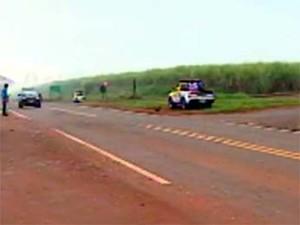 Motoristas que usam SP-201 deverão usar rotas alternativas  (Foto: Reprodução/EPTV)