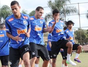 Santos sub-20 Taça BH (Foto: Bruno Giufrida / Divulgação Santos FC)
