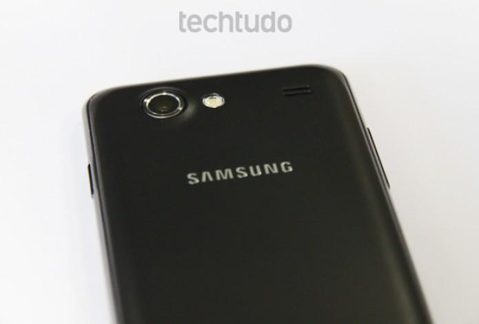 Samsung Galaxy S2 Lite (Foto: Marlon Câmara/TechTudo)