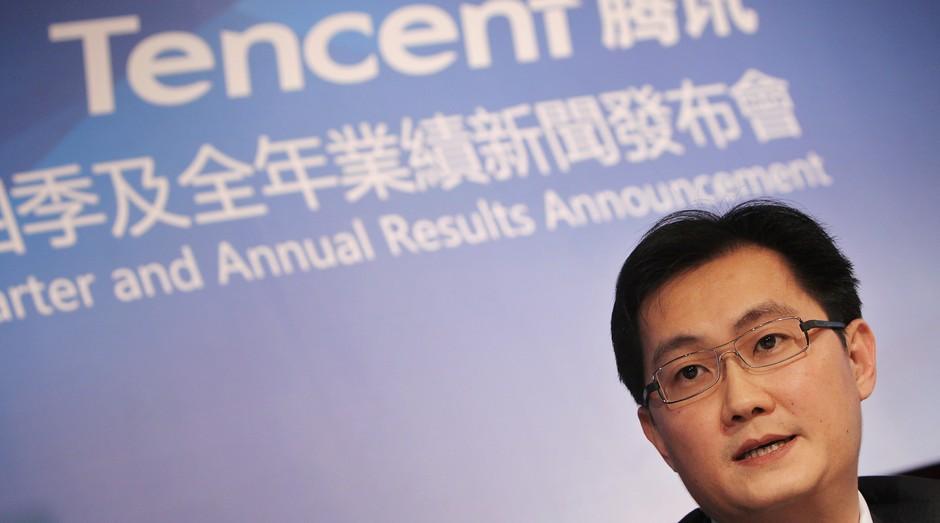 A Tencent é liderada pelo empreendedor chinês Pony Ma (Foto: Divulgação)